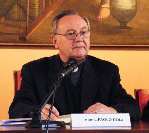mons Paolo Doni