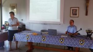 sr. Marta e p. Renzo Mandirola SMA